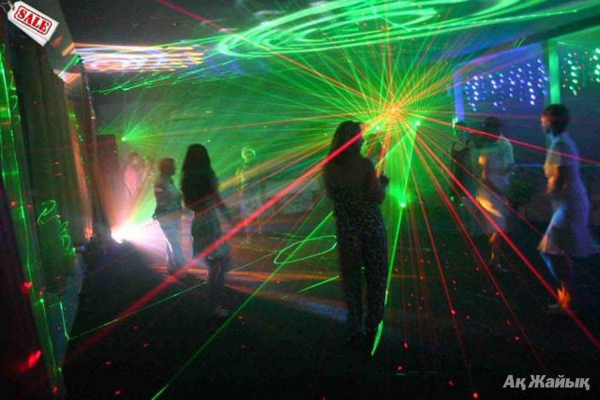 Как сделать лазерное шоу своими 577