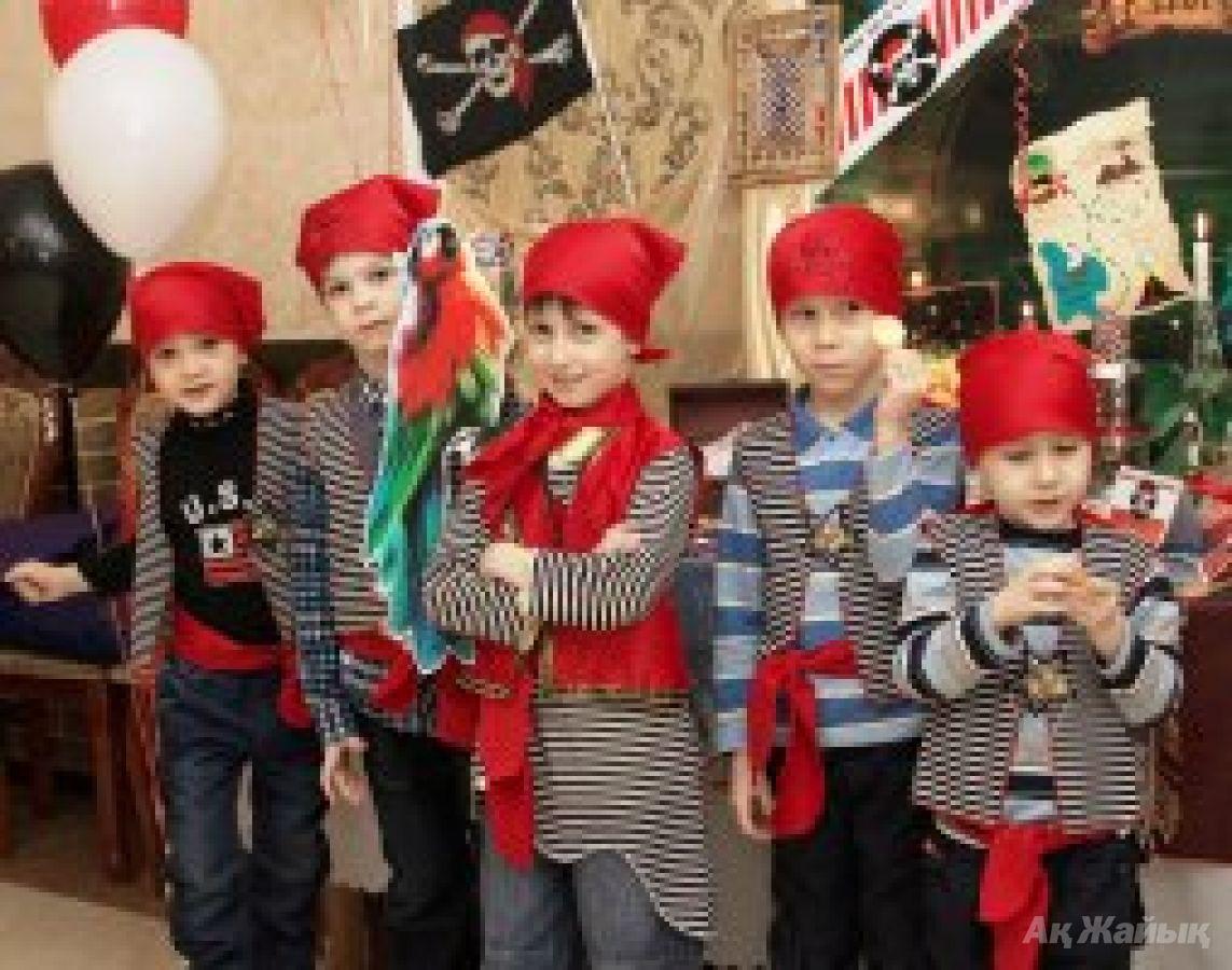 Детские конкурсы к празднику пиратов