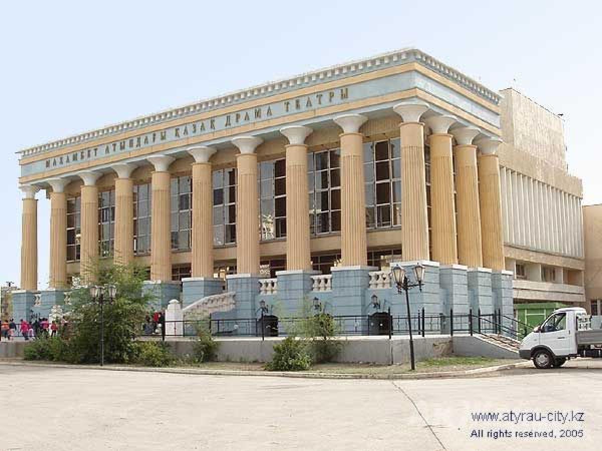 Атырауский областной историкокраеведческий музей фото 6