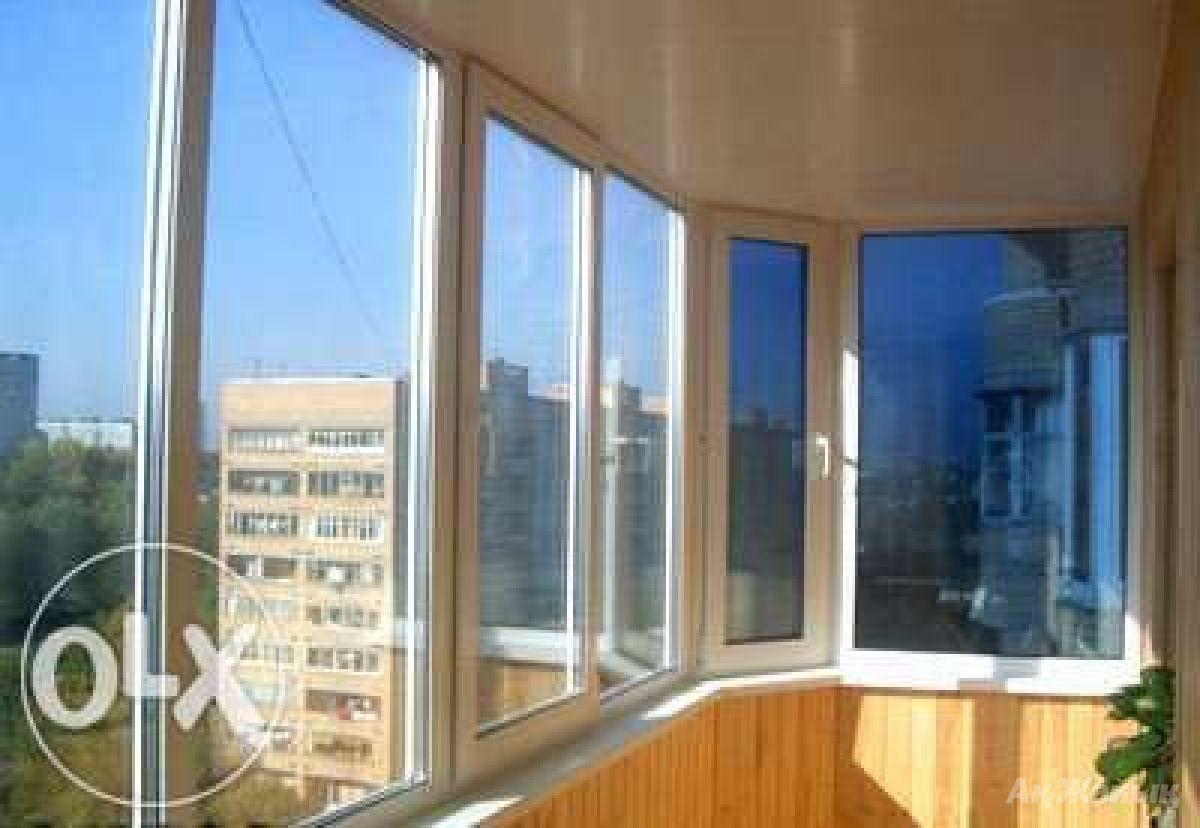 Тонировка окон, балконов, лоджий.