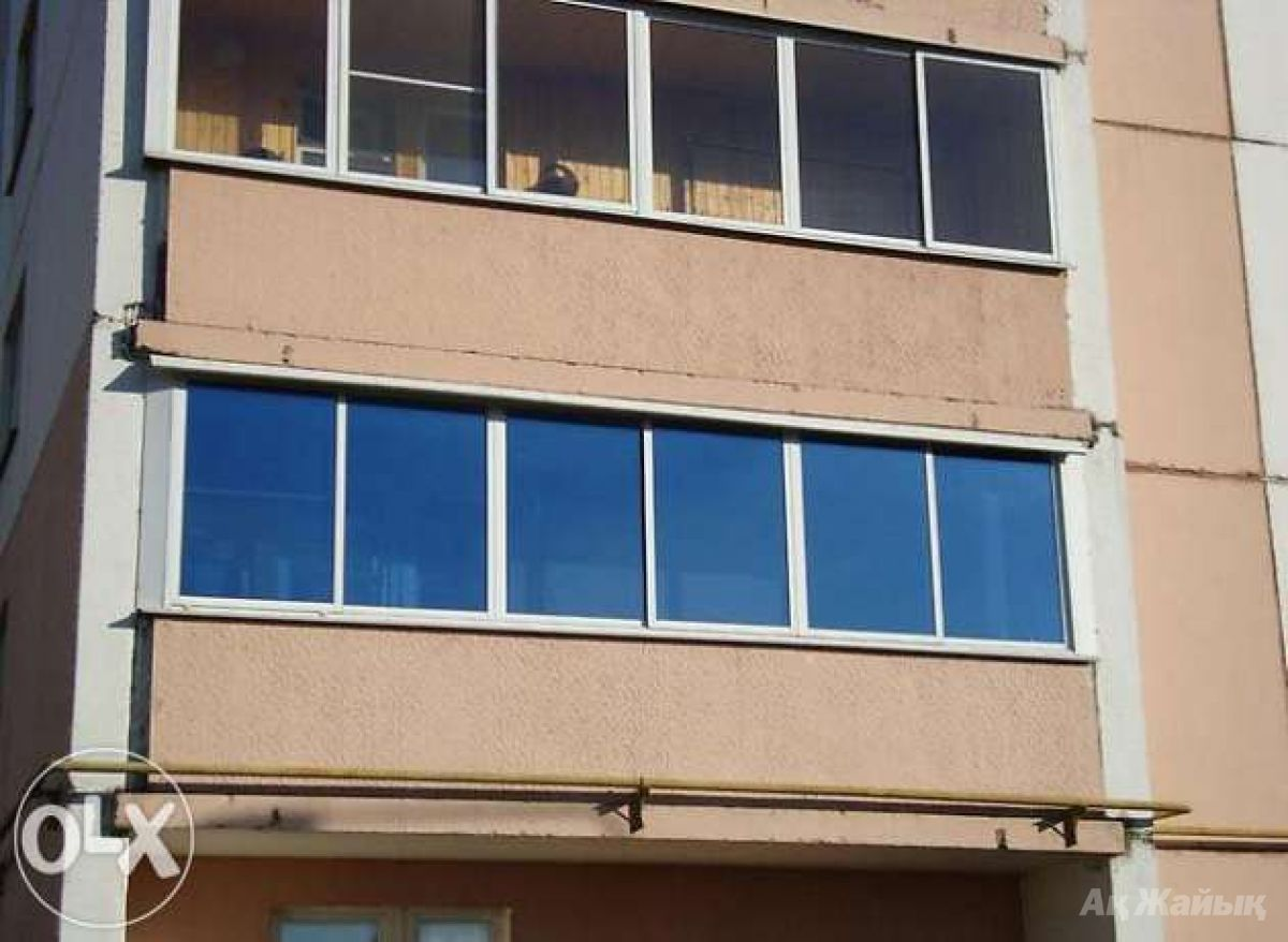 Тонирование балконов, лоджий, окон . цена - 1000.00 руб., тю.