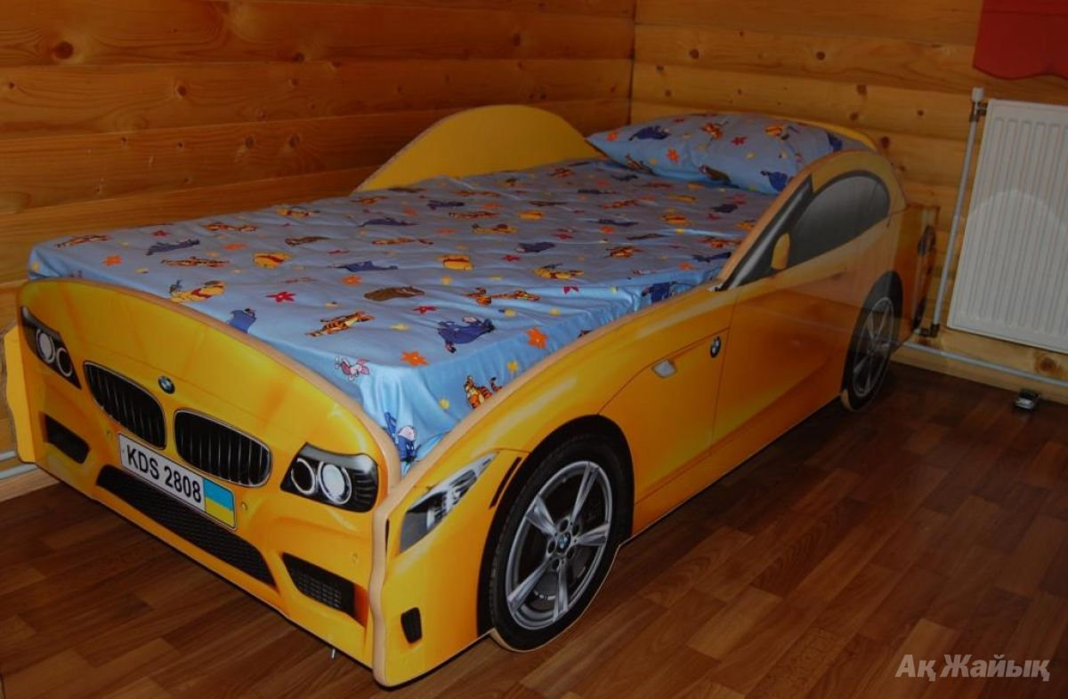Кроватка машинка своими руками фото