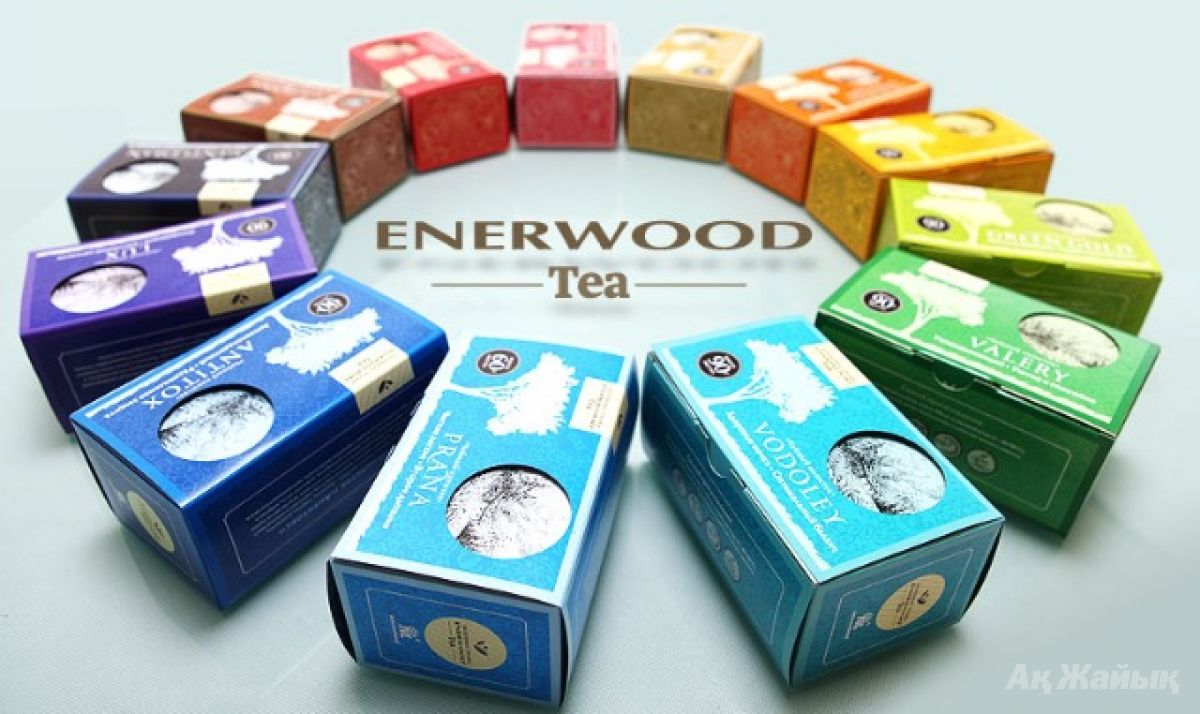 Enerwood чай официальный сайт