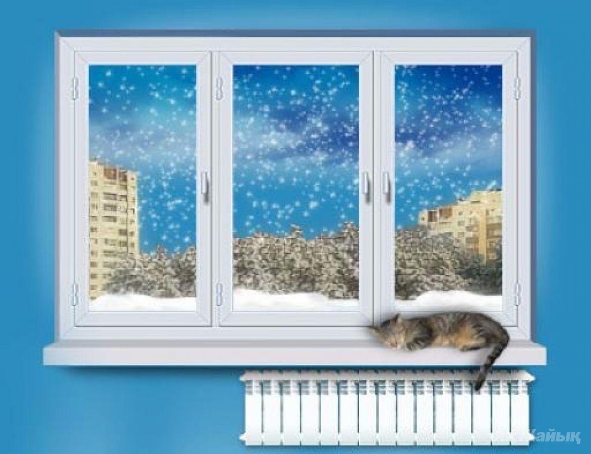 Чем заклеить окна на зиму 26 фотография