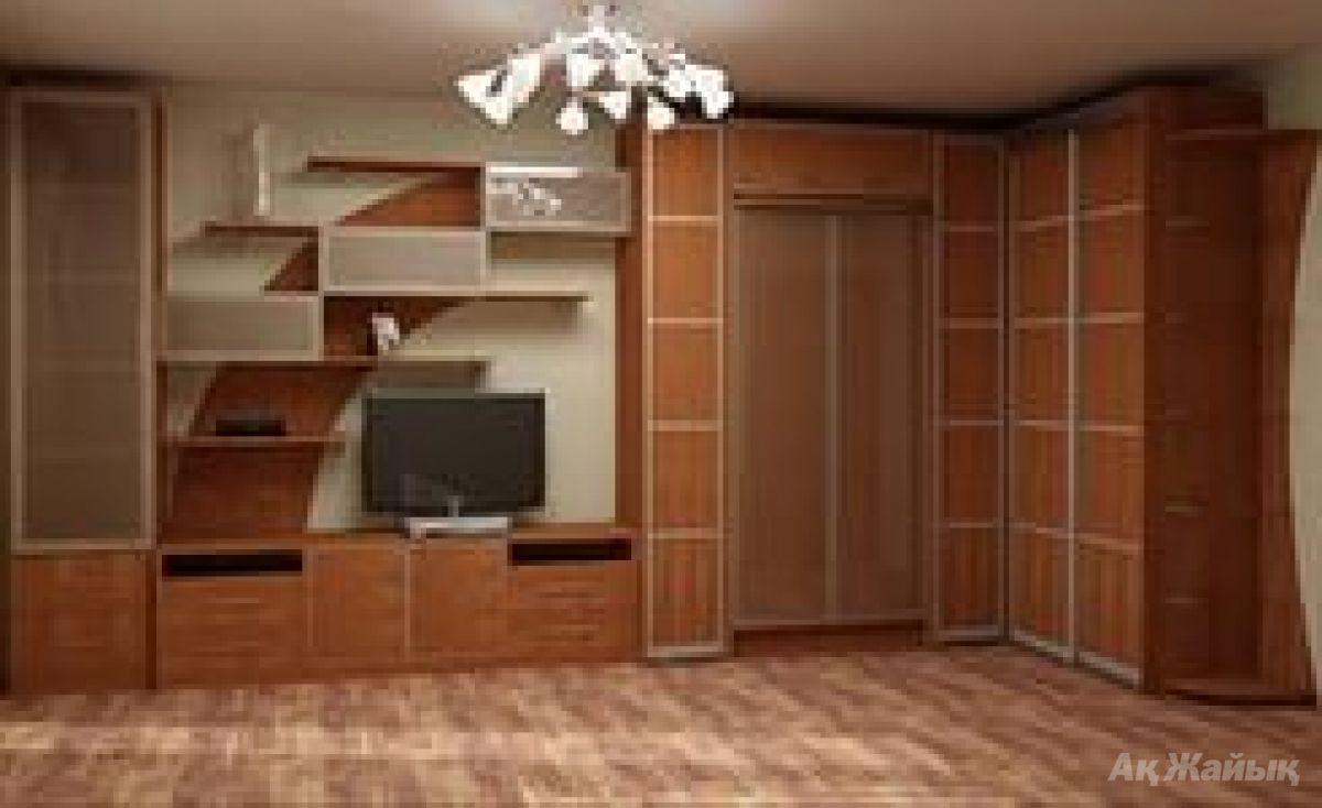 Встроенная мебель кухникупе - мебельное производство.