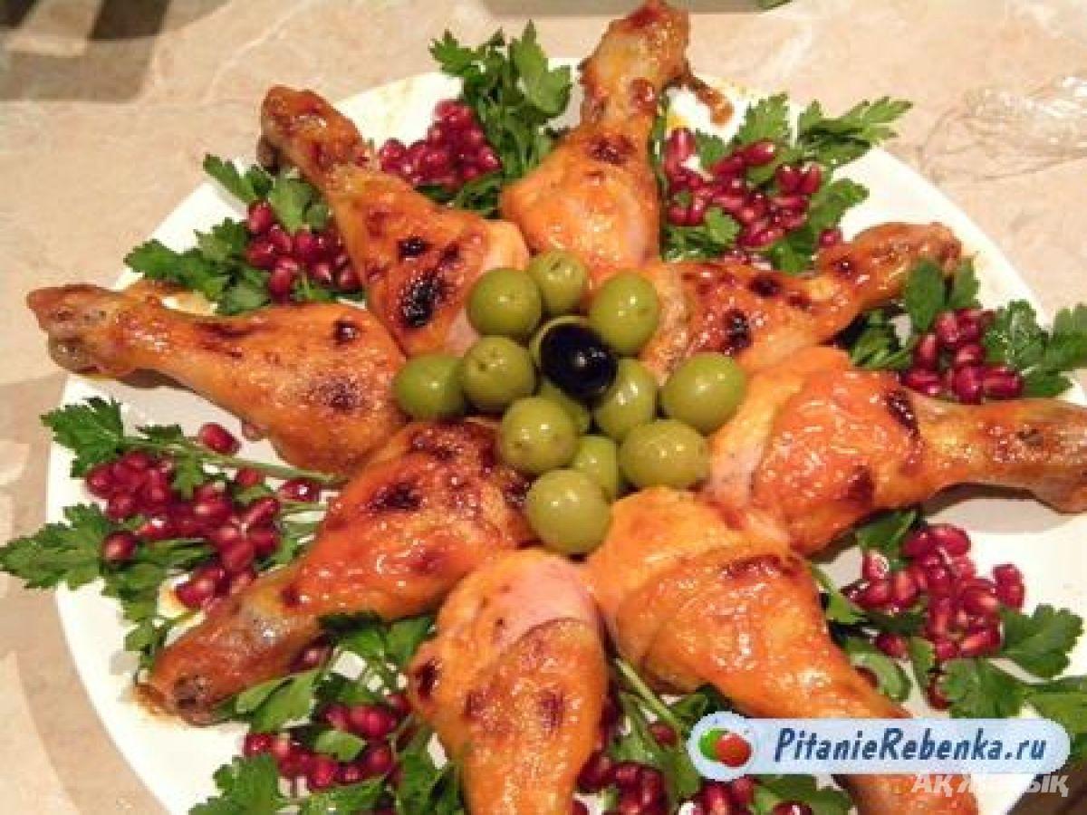 Мясные блюда на юбилей рецепты