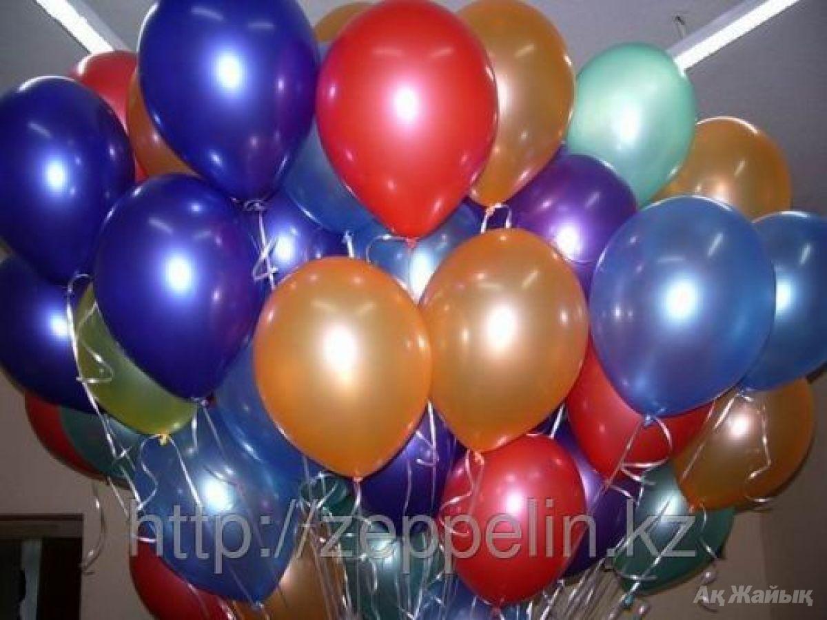 Поздравление с вручением воздушных шариков