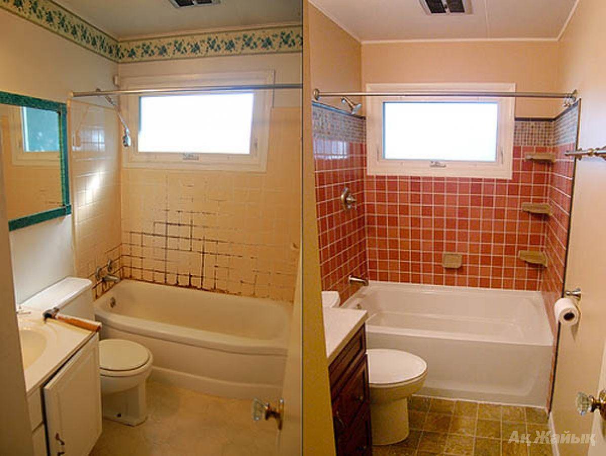 Ремонт квартиры своими руками ванной ком