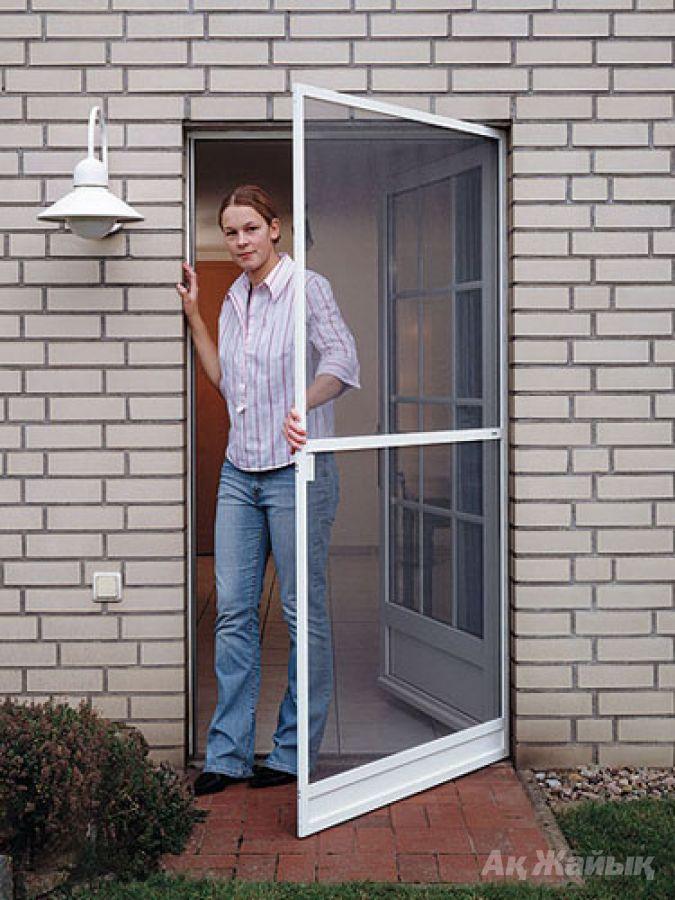 Москитные сетки москитные двери качественная... - ак жайык.