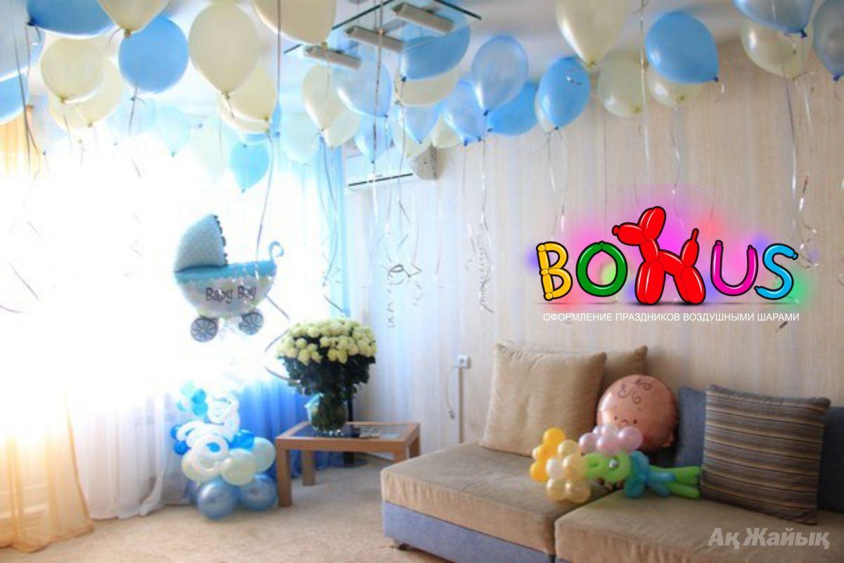 Как украсить комнату к рождению сына своими руками фото