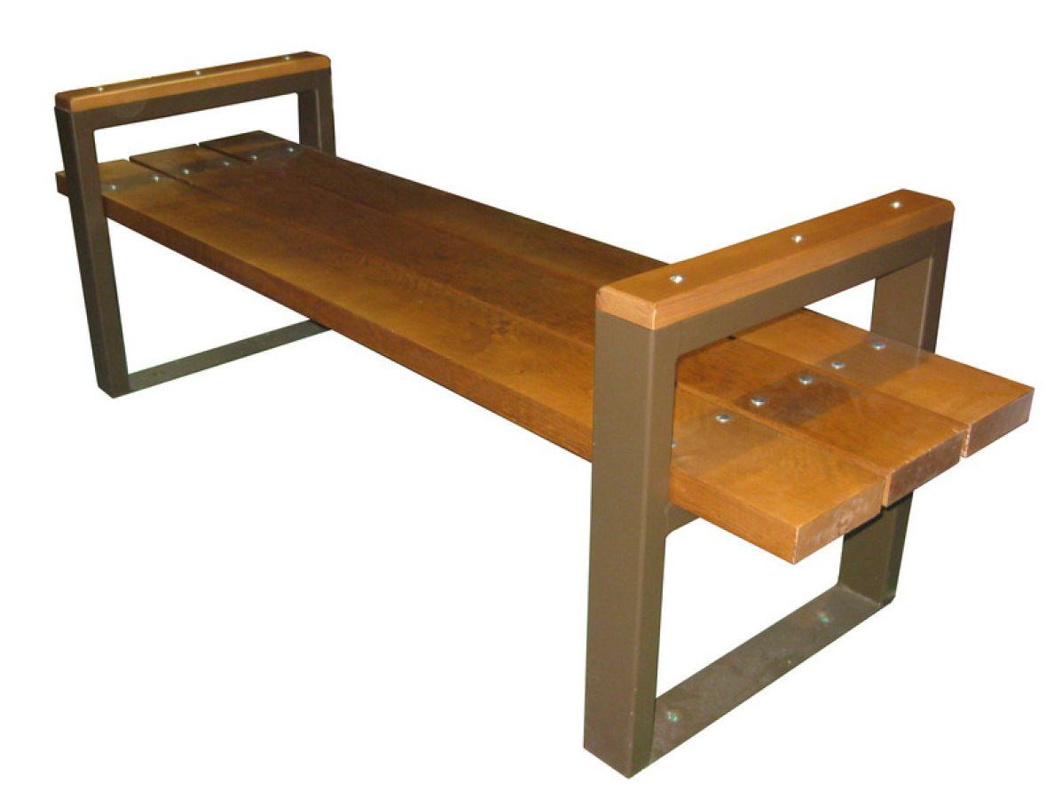 Как самому сделать скамейку со спинкой своими руками