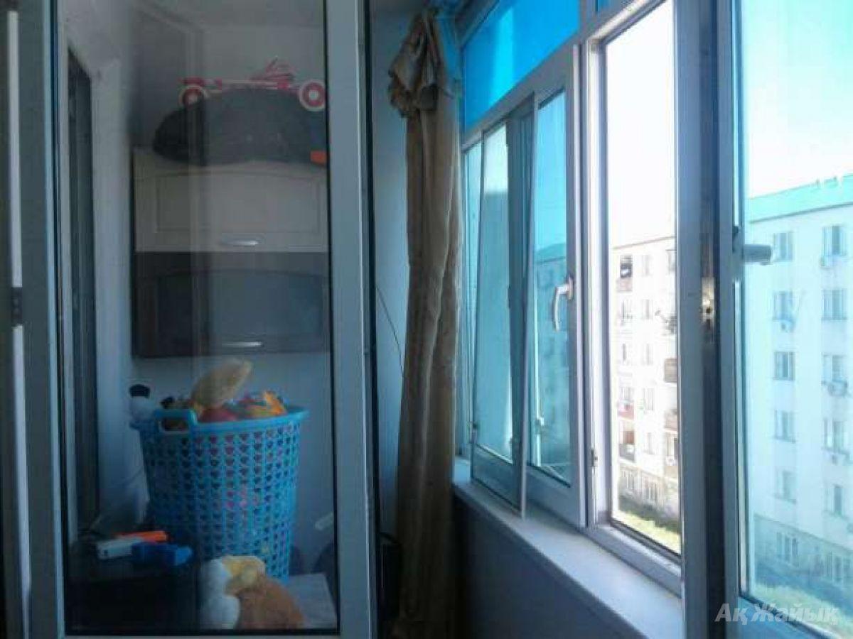2-комнатная квартира - ак жайык.