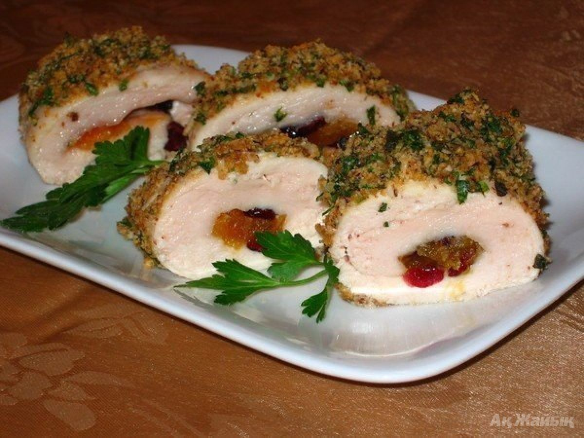 Руляда из свинины пошаговый рецепт с фото