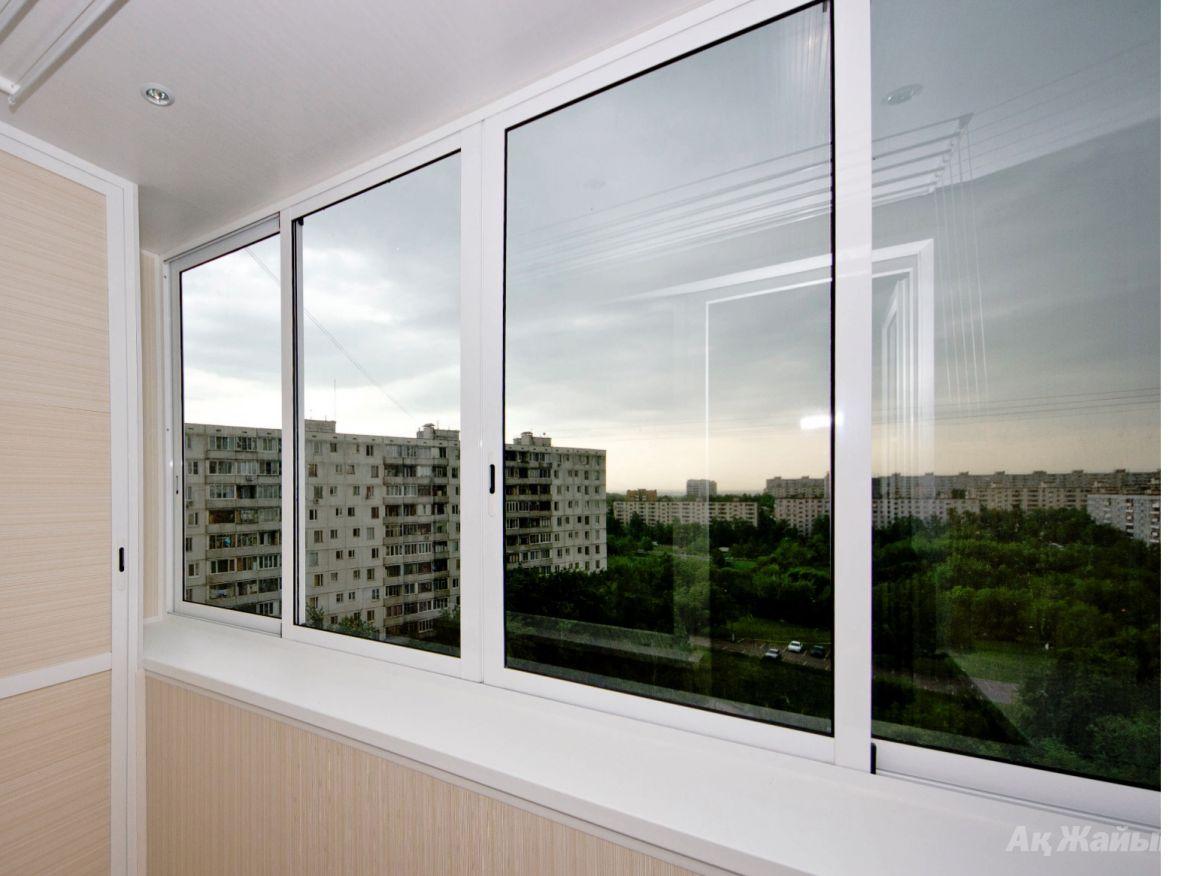 Остекление+шкаф ал фотогалерея по отделке балконов, утеплени.
