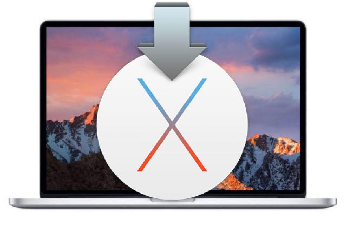 Как сделать откат mac