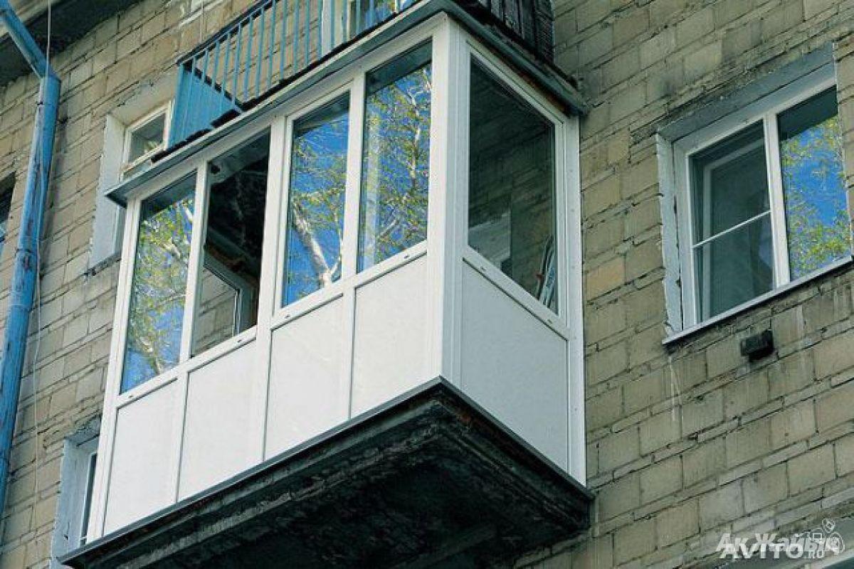 Окна, балконы, лоджии из металлопластика. в г. харьков прода.