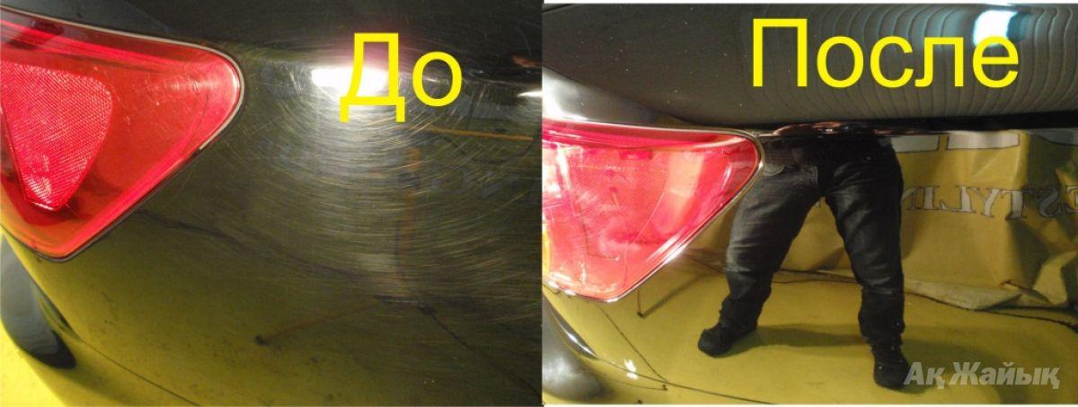 Полировка автомобиля после покраски своими руками » АвтоНоватор